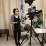 Kamera … und action